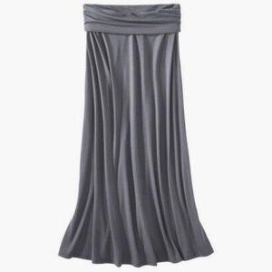 Mossimo Supply Co Fold-over Waistband Skirt